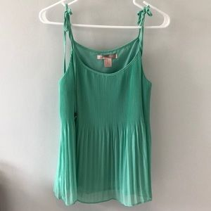 Forever 21 Pleated Swing Cami
